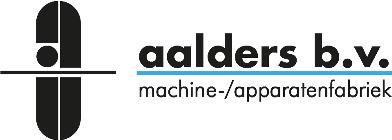 Machinefabriek Aalders BV